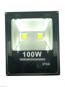 Halogen  led IP66 Slim 100W 36mc gwarancji